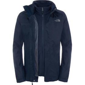 The North Face Evolve II Triclimate Takki Miehet, urban navy